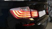Stopuri LED BMW F10 Seria 5 Negru