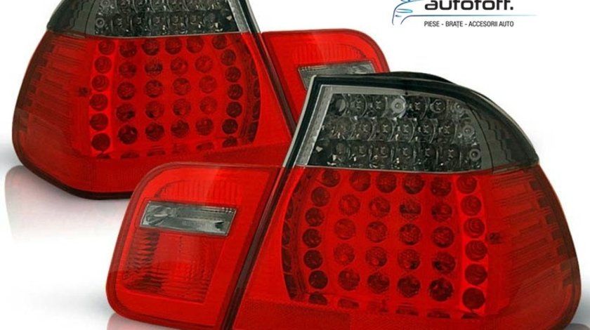 Stopuri LED BMW Seria 3 E46 (1998-2001)