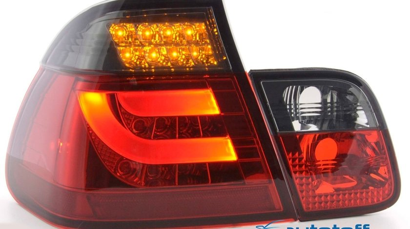 Stopuri LED BMW seria 3 E46 Facelift