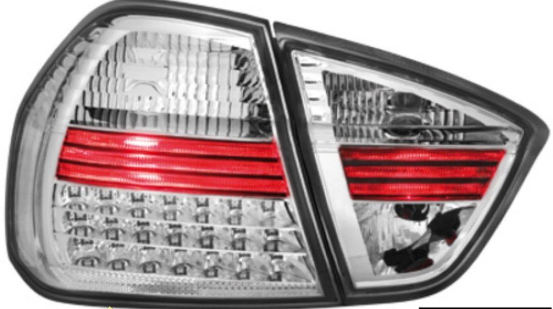 STOPURI LED BMW SERIA 3 E90 - STOPURI BMW SERIA 3 E90 LIMOUZINE(05-08)