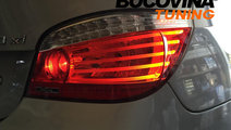 Stopuri LED BMW Seria 5 E60 (03-07) Facelift Desig...
