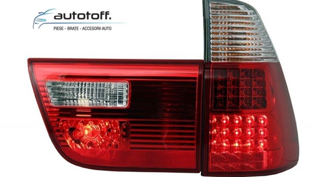 Stopuri LED BMW X5 E53 (1999-2003)