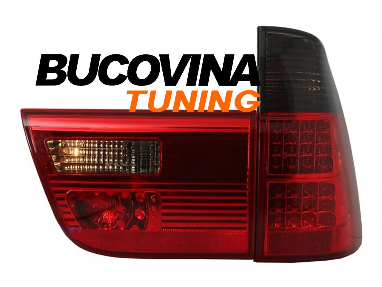 Stopuri LED BMW X5 E53 (99-03)