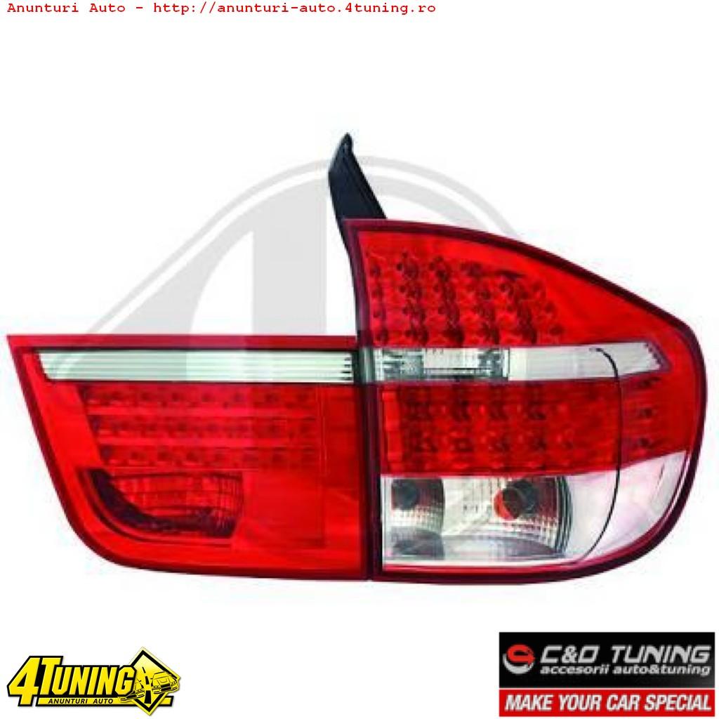 STOPURI LED BMW X5 E70 - STOPURI BMW SERIA X5 E70(07- )
