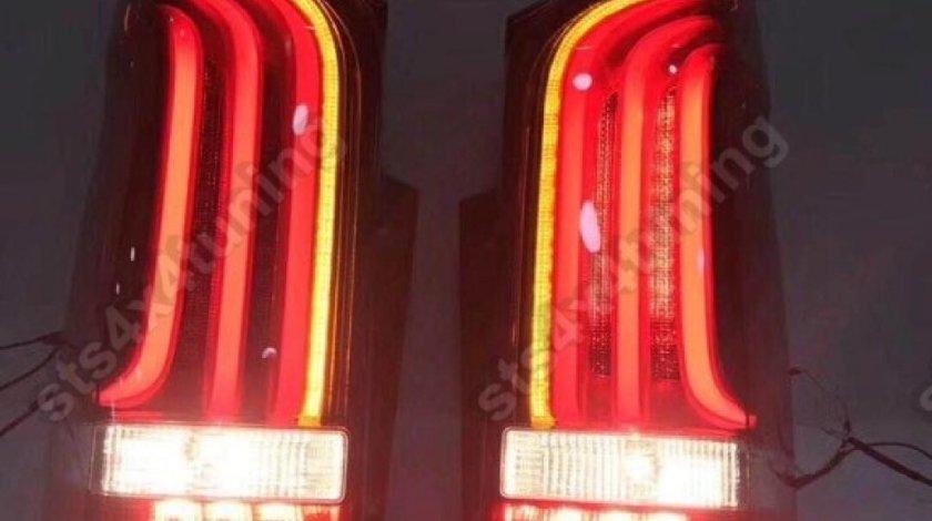 STOPURI LED CU SEMNALIZARE DYNAMIC SEQUENTIAL MERCEDES V-CLASS W447 VITO 2015-2019 RC