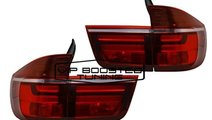 Stopuri LED DEPO BMW X5 E70 (2007-2010) Light Bar ...