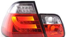Stopuri LED Fibra Optica BMW E46 Seria 3 Limousine...