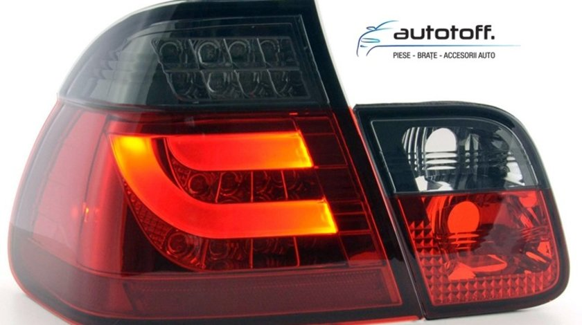 Stopuri LED Fibra Optica BMW Seria 3 E46 (1998-2001)