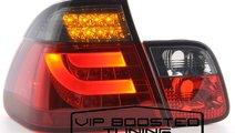 Stopuri LED FIBRA OPTICA BMW Seria 3 E46 FACELIFT ...