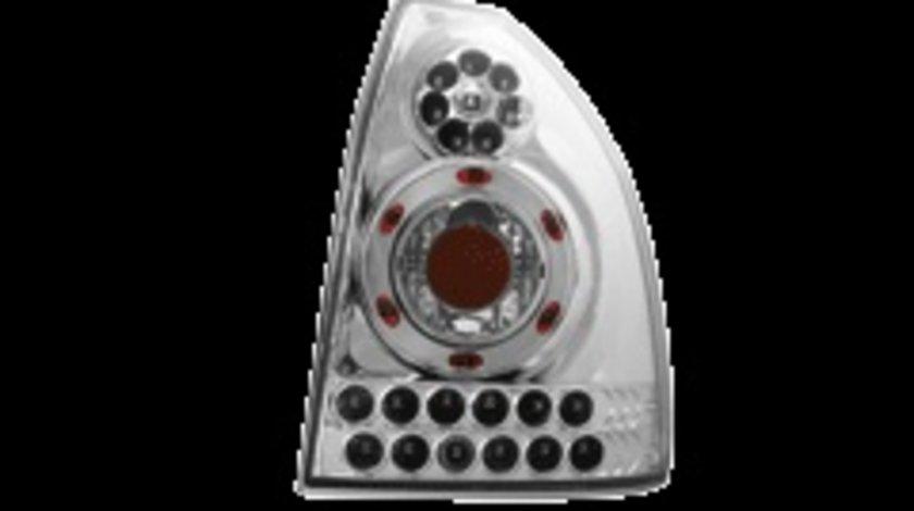 STOPURI LED HONDA CIVIC COUPE FUNDAL CROM -cod RH05LLC