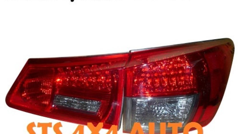 STOPURI LED LEXUS IS250/IS350 2006-2009