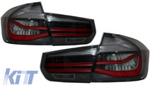 Stopuri LED M Look Black Line BMW Seria 3 F30 (201...