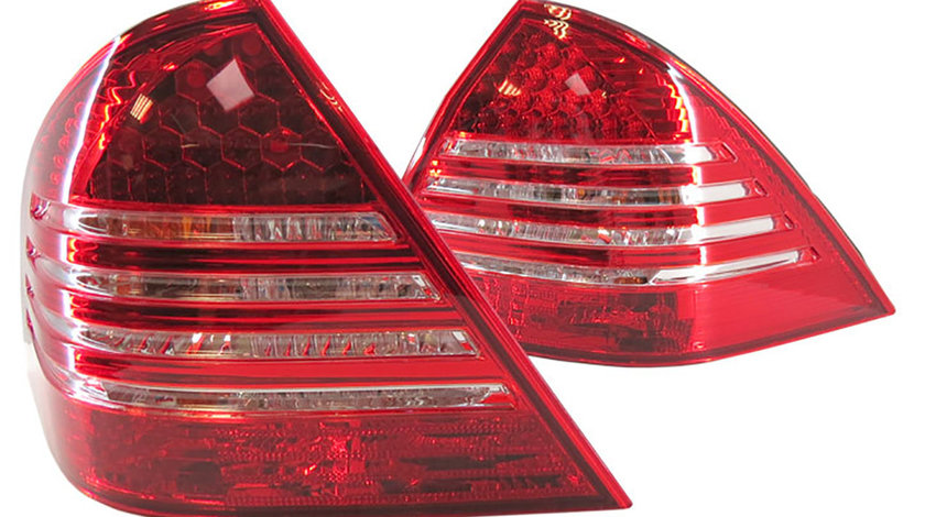 Stopuri LED Mercedes Benz C-Class W203 (00-04)