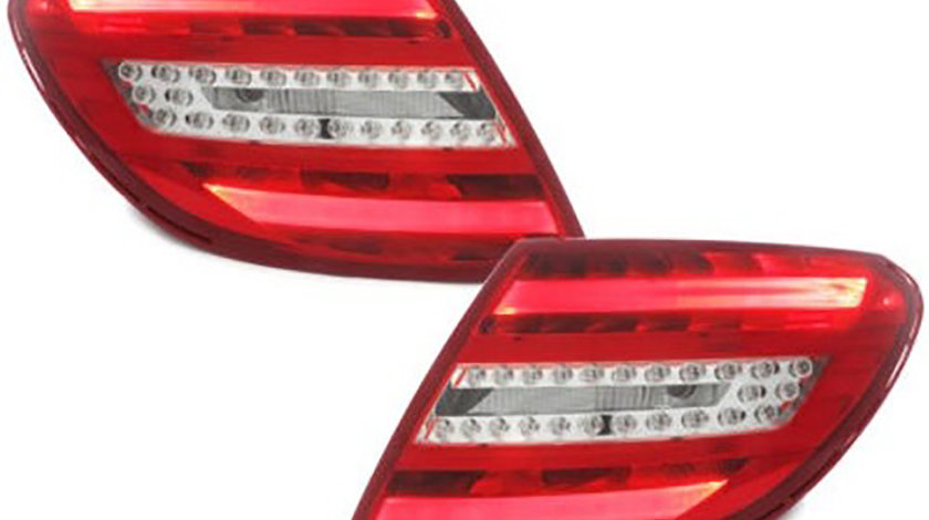 Stopuri LED Mercedes Benz C Class W204 (07-10)