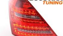 STOPURI LED MERCEDES BENZ W221 S CLASS 07-09 - FUN...