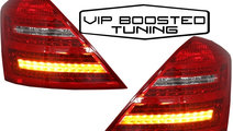 Stopuri LED MERCEDES S Class W221 (2005-2012) Face...