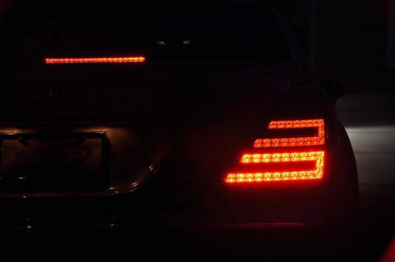 Stopuri LED Mercedes S Class W221