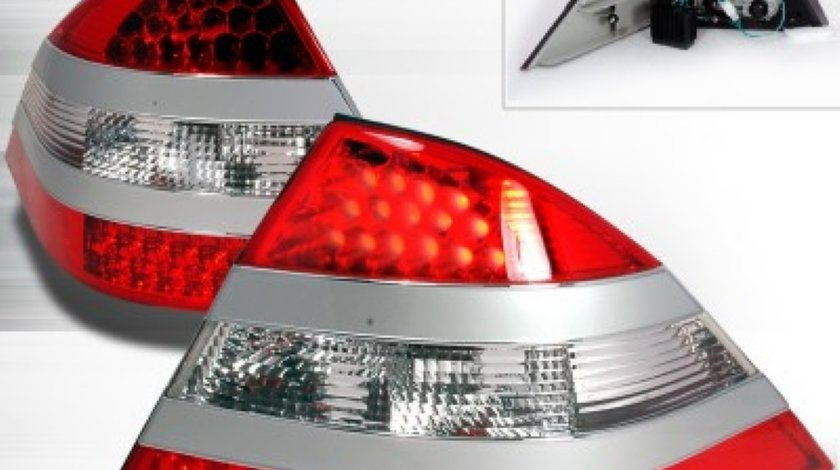 STOPURI LED MERCEDES S KLASS W220 - STOPURI MERCEDES W220