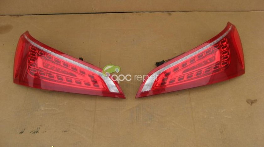Stopuri Led Originale Audi Q5 8R Set