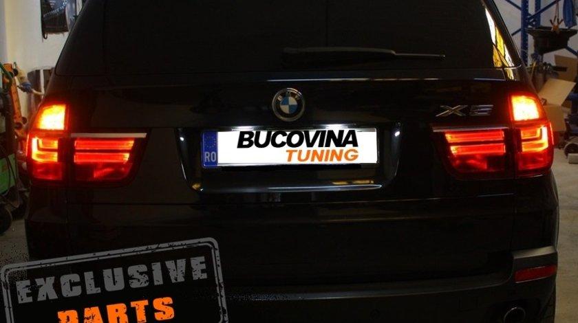STOPURI LED ORIGINALE BMW X5 E70 (06-13) FACELIFT LOOK