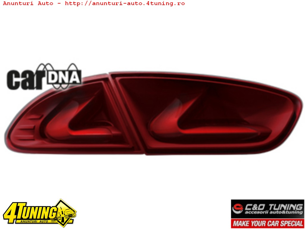 STOPURI LED SEAT LEON 1P1 - STOPURI SEAT LEON 1P1 CAR DNA