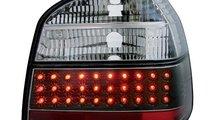 STOPURI LED VW GOLF 3 FUNDAL NEGRU-CRISTAL -cod RV...
