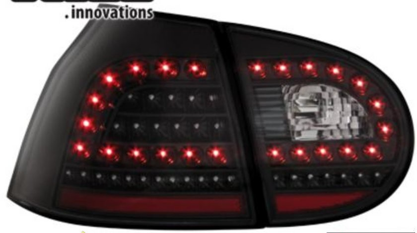 Stopuri Led Vw Golf 5 - Stopuri Vw Golf 5 (03-09) LITEC