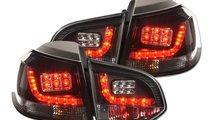 STOPURI LED VW GOLF 6 FUNDAL BLACK -COD FKRLXLVW01...