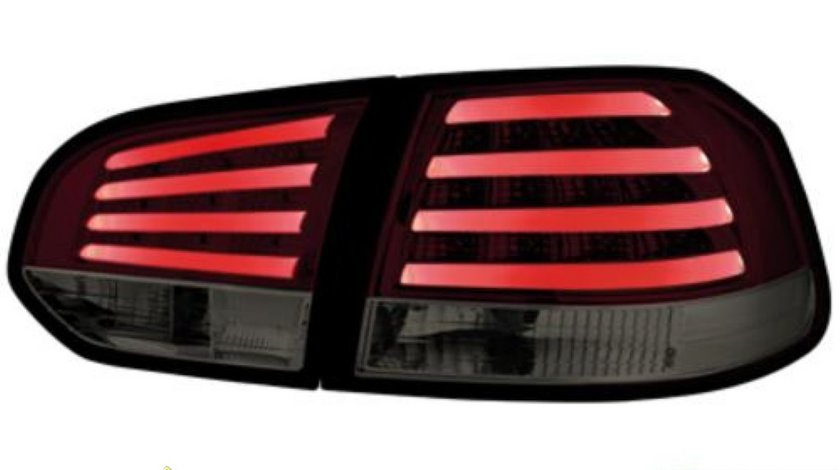 Stopuri Led Vw Golf 6 - Stopuri Vw Golf 6 (08- ) LITEC
