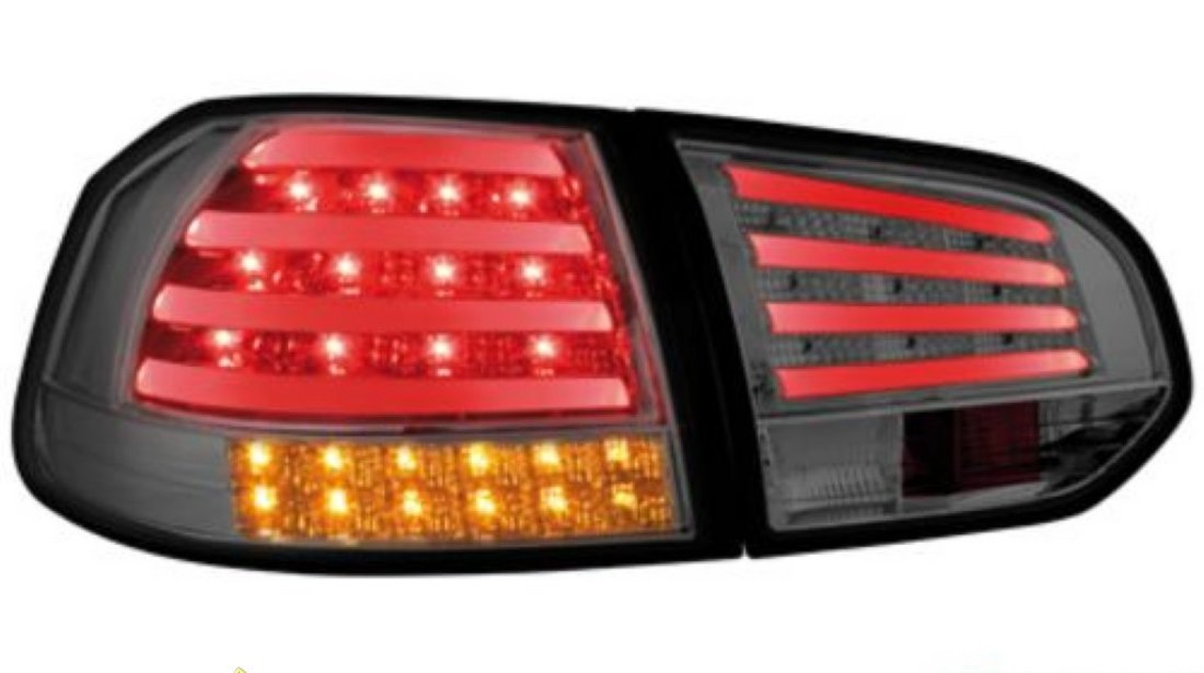 Stopuri Led Vw Golf 6 - Stopuri Vw Golf 6 (08- ) LITEC SEMNALIZARE CU LED