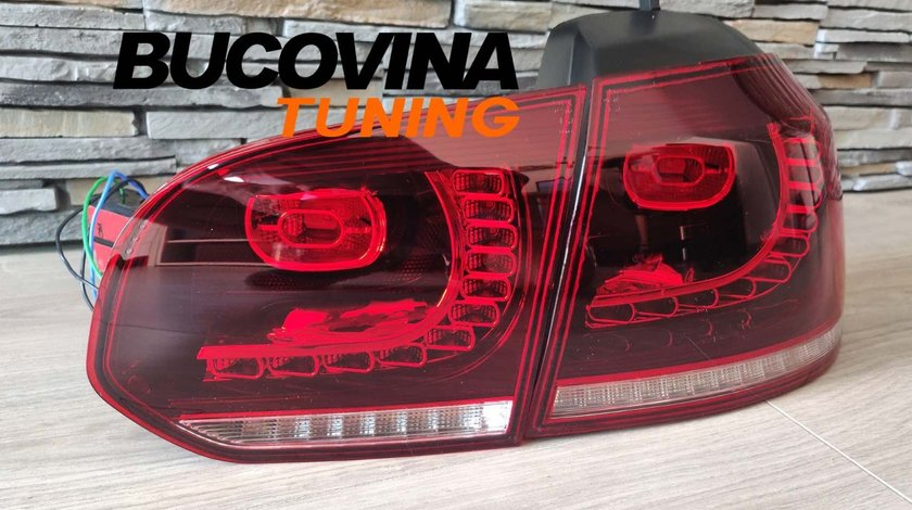STOPURI LED VW GOLF 6