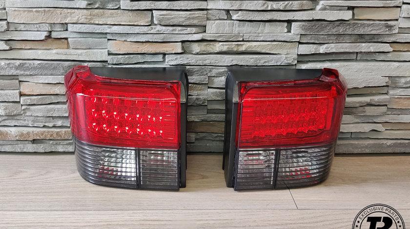 Stopuri LED VW T4 (90-03) Rosu Fumuriu