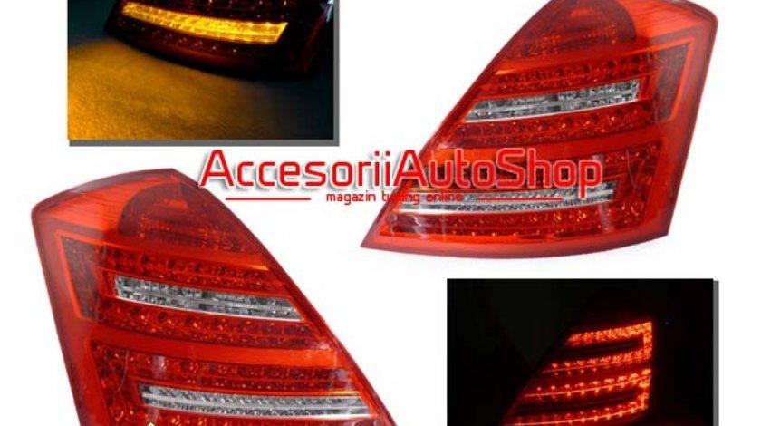 Stopuri LED W221 S class FACELIFT