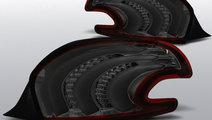 Stopuri PEUGEOT 208 dupa 2012- Rosu Fumuriu LED Ba...