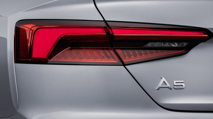 Stopuri spate Led - Audi A5 / S5 Facelift ( 16' - 20' ) 8W6945091J / 8W6945092J