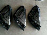 Stopuri / Triple LED Ford Fiesta MK 7 08-12 Fumuriu/Smoke LICHIDARE