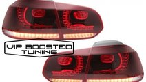 Stopuri tuning FULL LED VW Golf 6 VI R20 Design se...