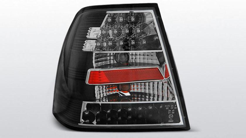 Stopuri Volkswagen Bora Negru pe LED