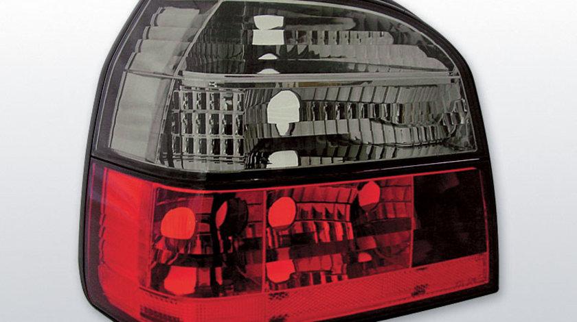 Stopuri VW Golf 3 Hatchback Cabrio Rosu Fumuriu