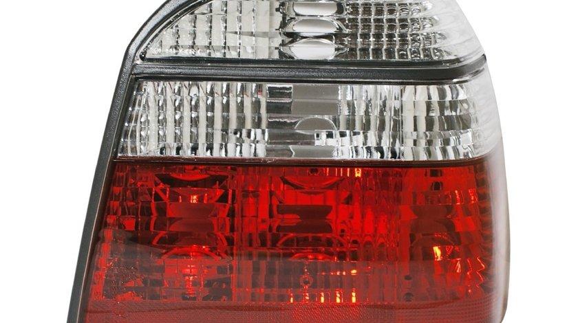 Stopuri VW Golf 3 Rosu Clar