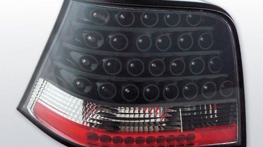 Stopuri VW GOLF 4 Rosu Fumuriu LED