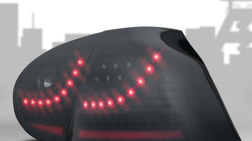 Stopuri VW Golf 5 Urban-Style LED model Negru