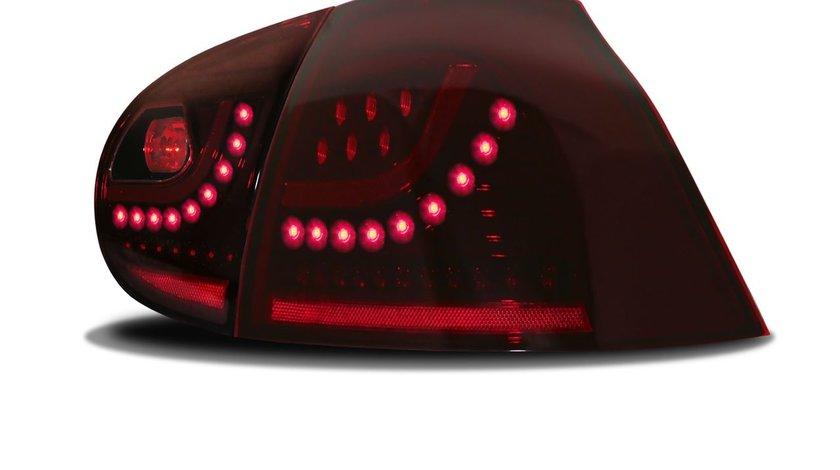 Stopuri VW Golf 5 Urban-Style LED model Rosu Cherry