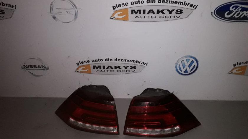 Stopuri VW Golf 7 facelift-
