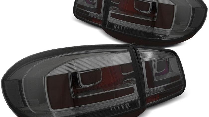 Stopuri VW TIGUAN 2011-2015 Fumuriu model LED BAR