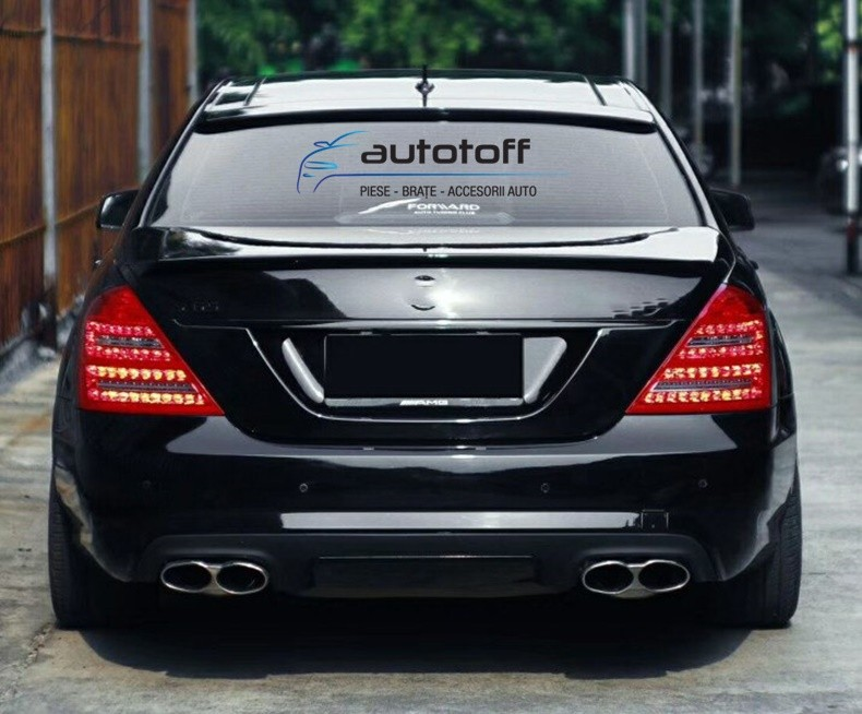 Stopuri W221 Mercedes S Klasse Full LED