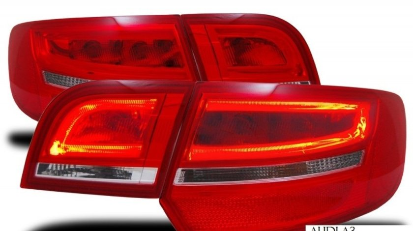 Stopuril led fibra AUDI A3 8P sportback