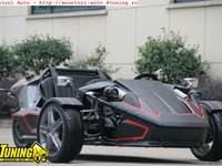 Street Buggy BEMI 250 ZTR Trike Roadster 4 VALVE 2015