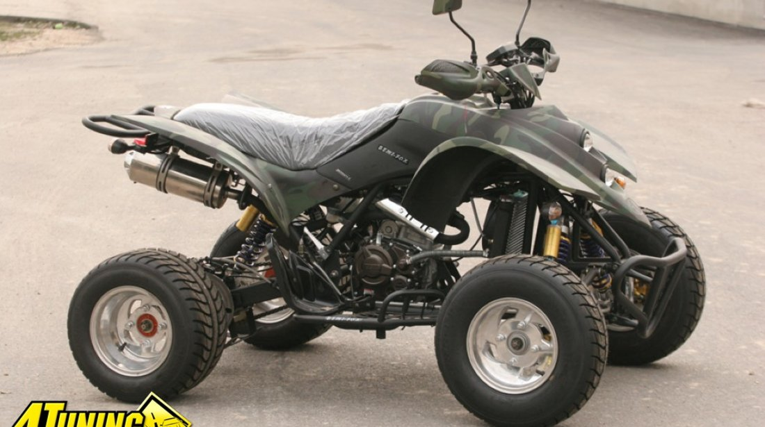 STREET QUAD EEC speed liquid cooled 250cc 0Km