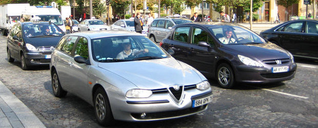 Studiu: Nemtii au cele mai puternice masini din Europa